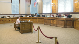 City council meeting on gun violence