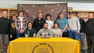 Braden commits to Montana Western