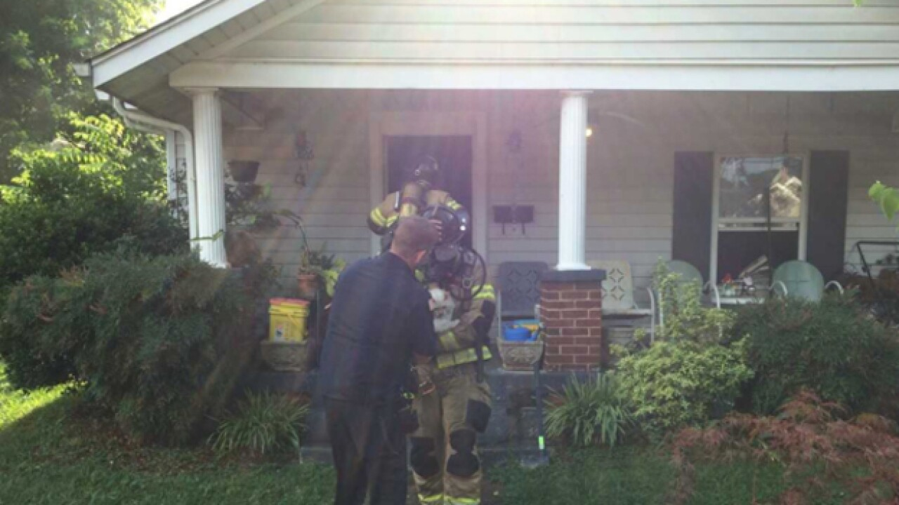 Fireworks Cause House Fire In Murfreesboro