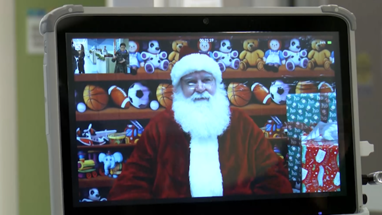 Santa Clause on video.PNG