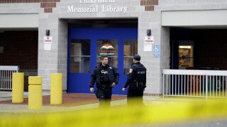 Library Stabbing