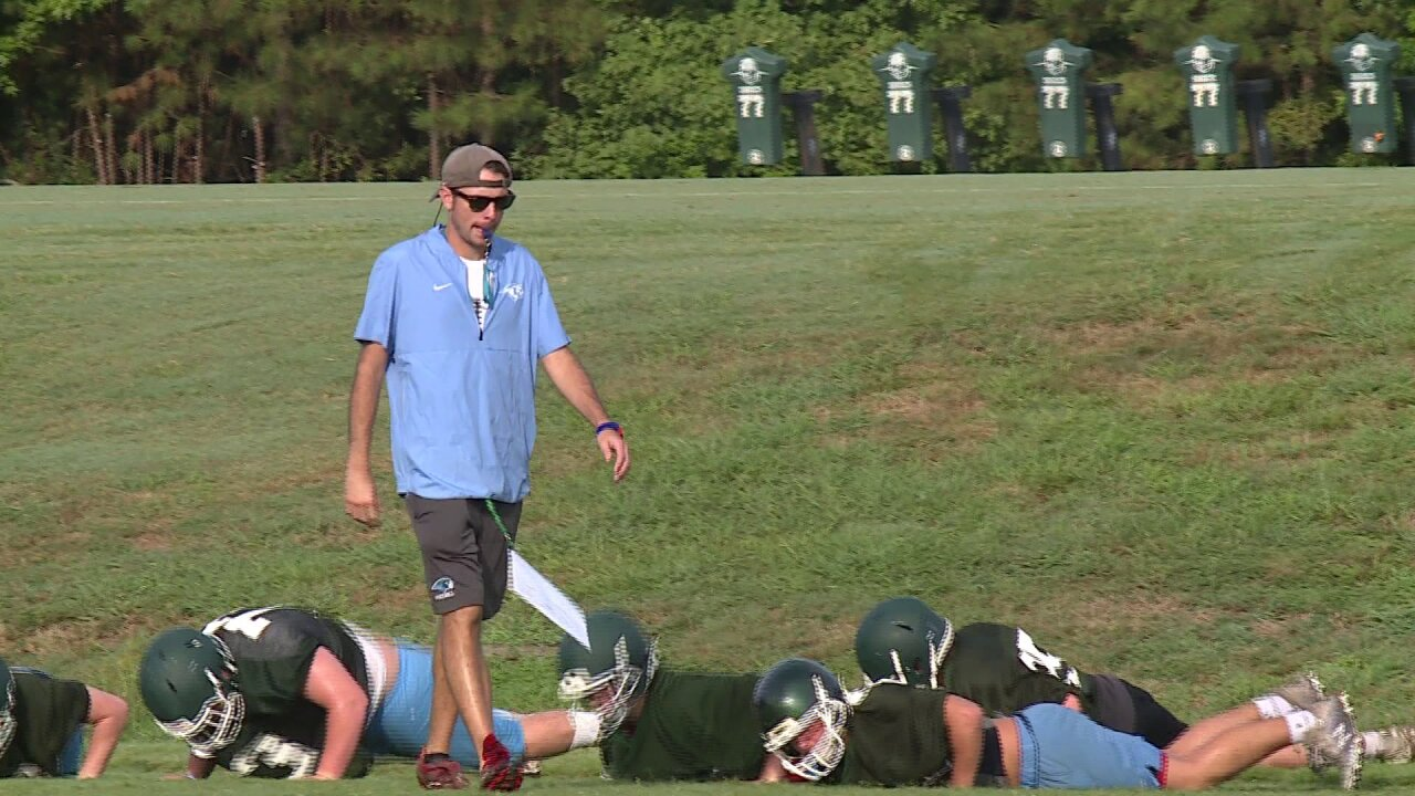 Final Score Friday 2019 Football Preview: HanoverHawks