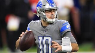 AP NFL Week 14 Preview Capsule: Lions at Vikings