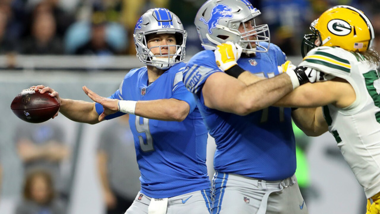 Detroit Lions reportedly open 2018 season with 'Monday Night Football' at home