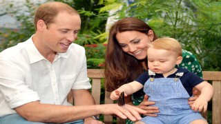 Prince William and wife, former Kate Middleton, expecting second child