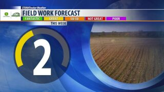 Montana Ag Network Weather: June 3rd