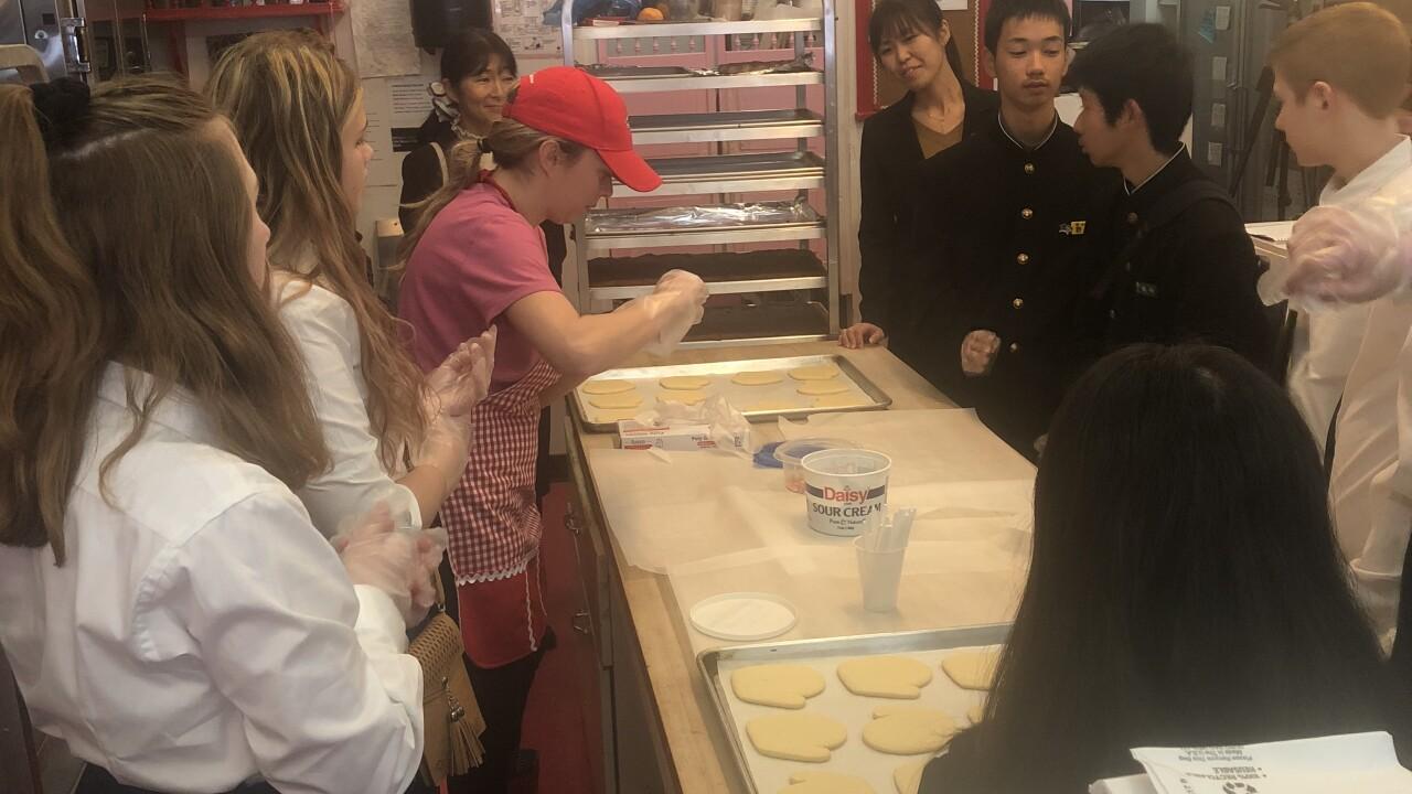 Japanese Student Exchange Program