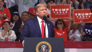 Trump in Phoenix 2-19-20