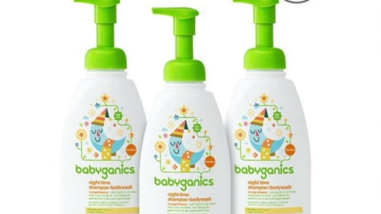 'Tear-free' shampoo burns 90% of child's corneas