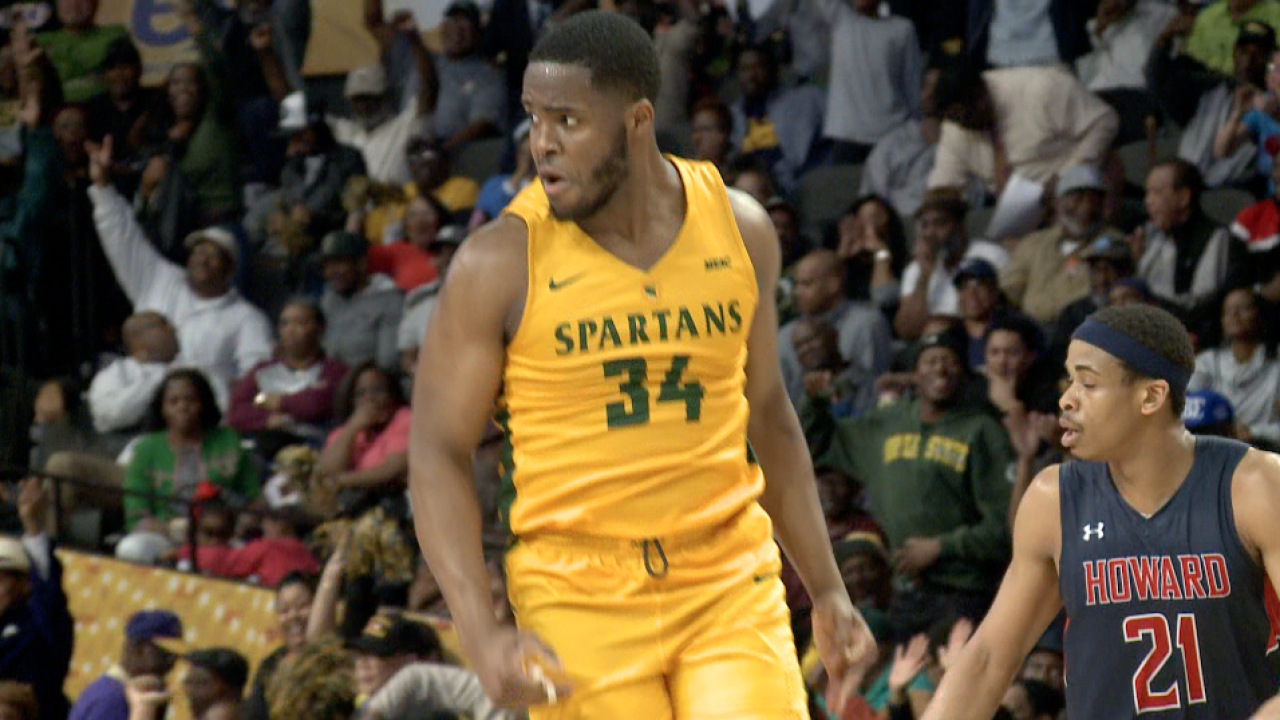 Norfolk State men's hoops halts Howard to advance to MEAC title game
