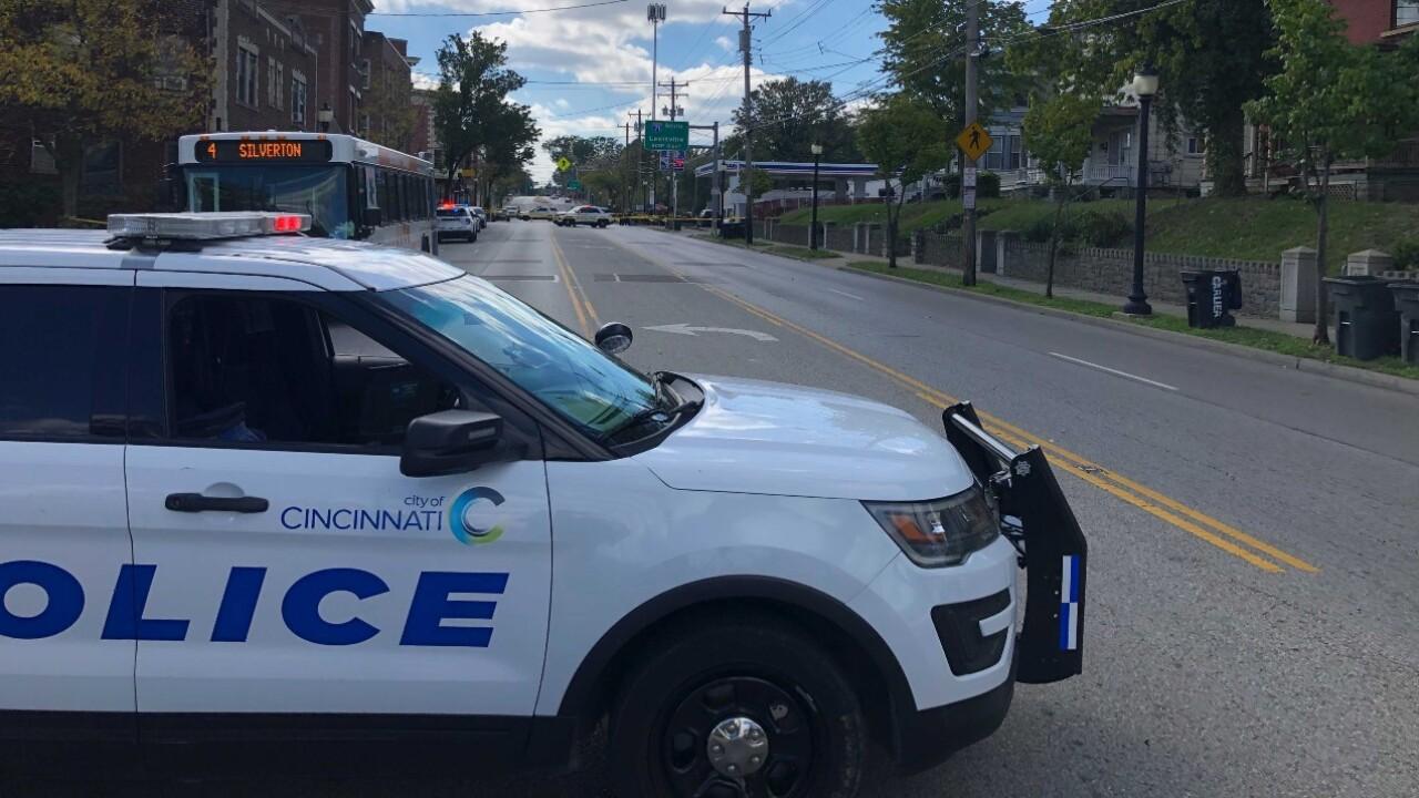 Montgomery Road shooting 3