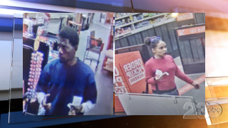 Ming Avenue Auto Theft Suspects