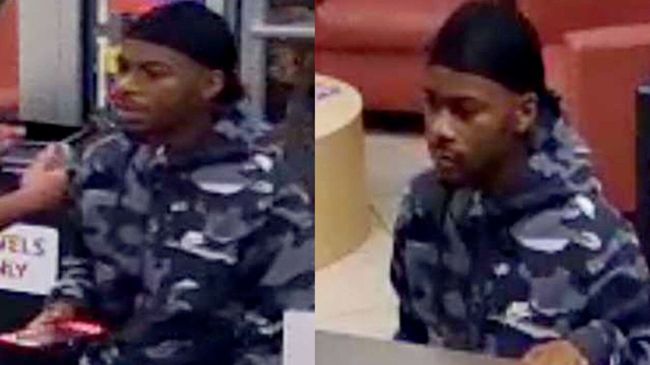 Suspect Sought After Stealing At Least 10 Vehicles