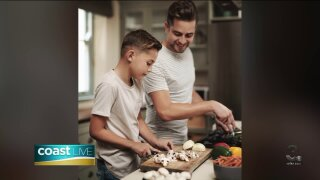 A parent's guide to meal prepping on CoastLive