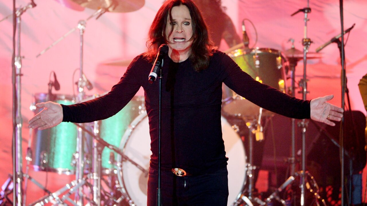 Ozzy Osbourne postponing all 2019 concert dates after illness, injury