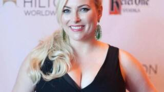 Meghan McCain with her dad: 'No place I would rather be'
