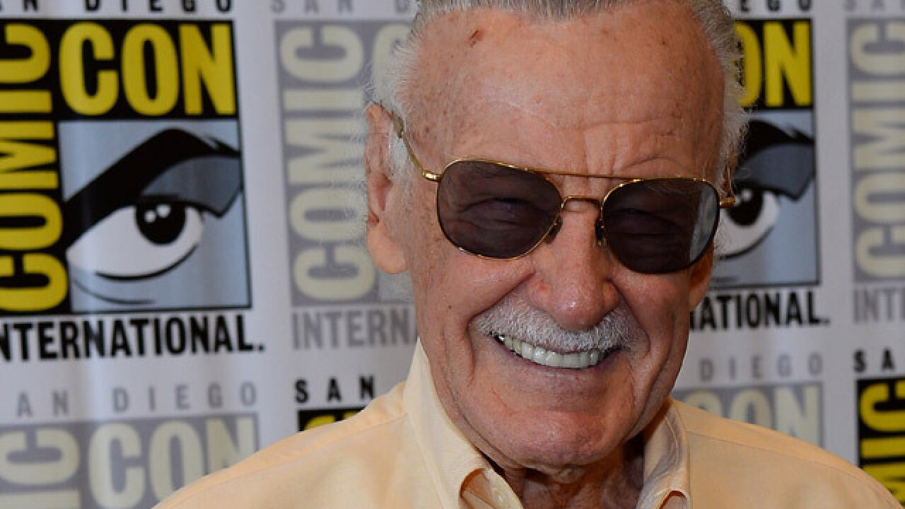 Comic book icon Stan Lee obtains restraining order against business manager
