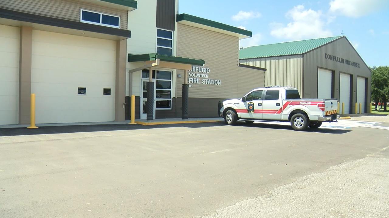 Refugio volunteer fire department.PNG