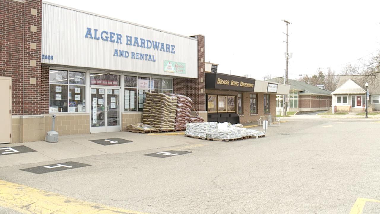 Alger Hardware and Rental