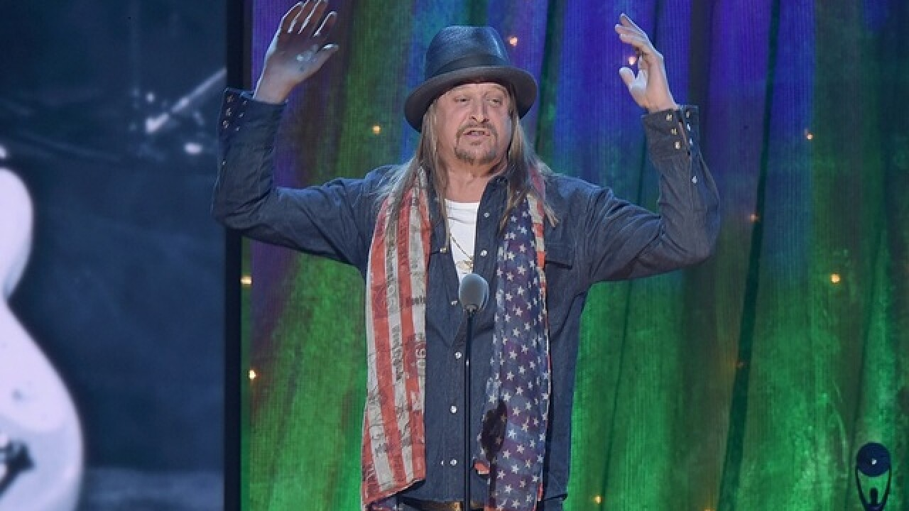 Kid Rock's assistant killed in crash