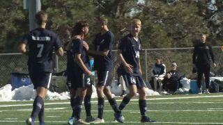 High School boys soccer playoffs