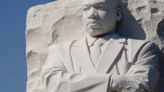 Rufus KIng teacher Kelly O'Keefe-Boettcher continues to inspire others about Martin Luther King
