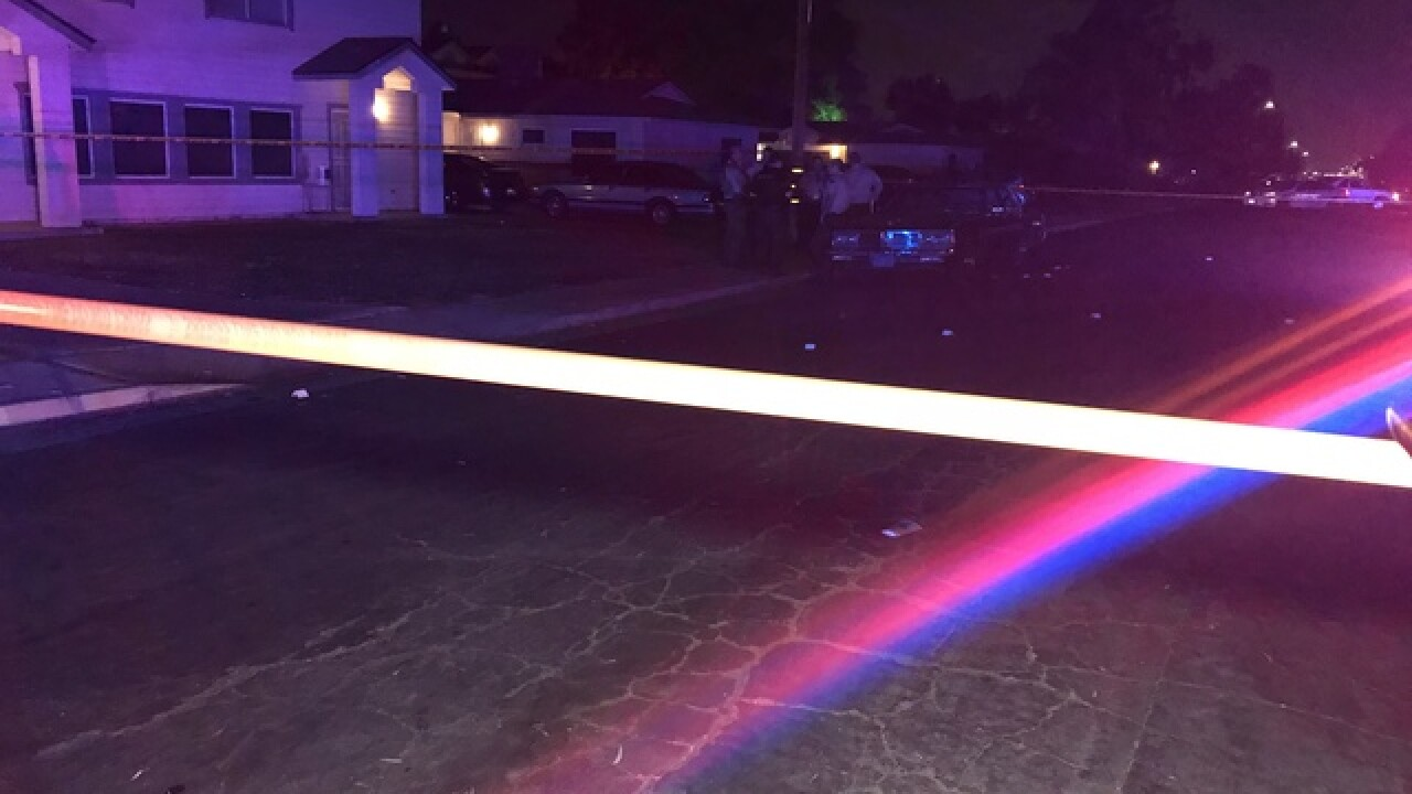 Shooting reported in Southeast Bakersfield, minor injuries