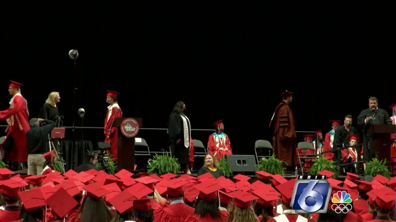 CCISD graduations begin today
