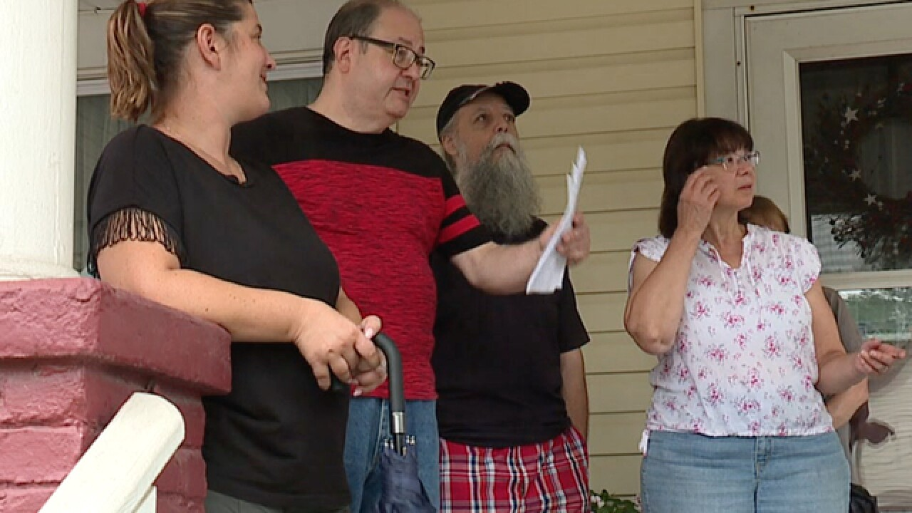 CLE residents upset by property value appraisals