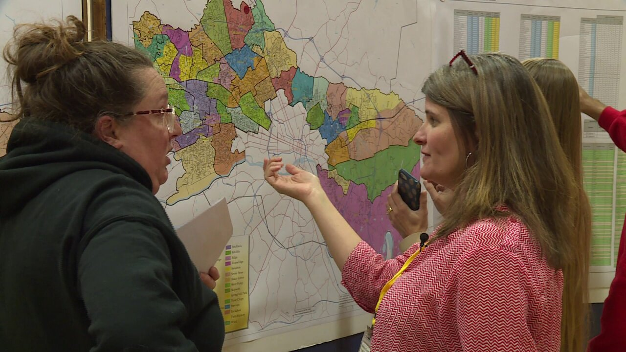 Henrico parents share concerns over new redistricting maps