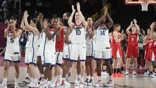 Tokyo Olympics Day 16: USA claims medal-count win