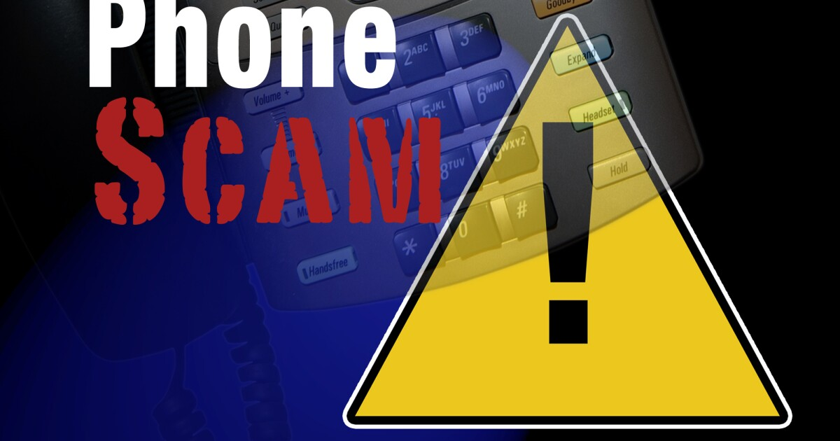 If the DEA calls you for money, it's probably a scam