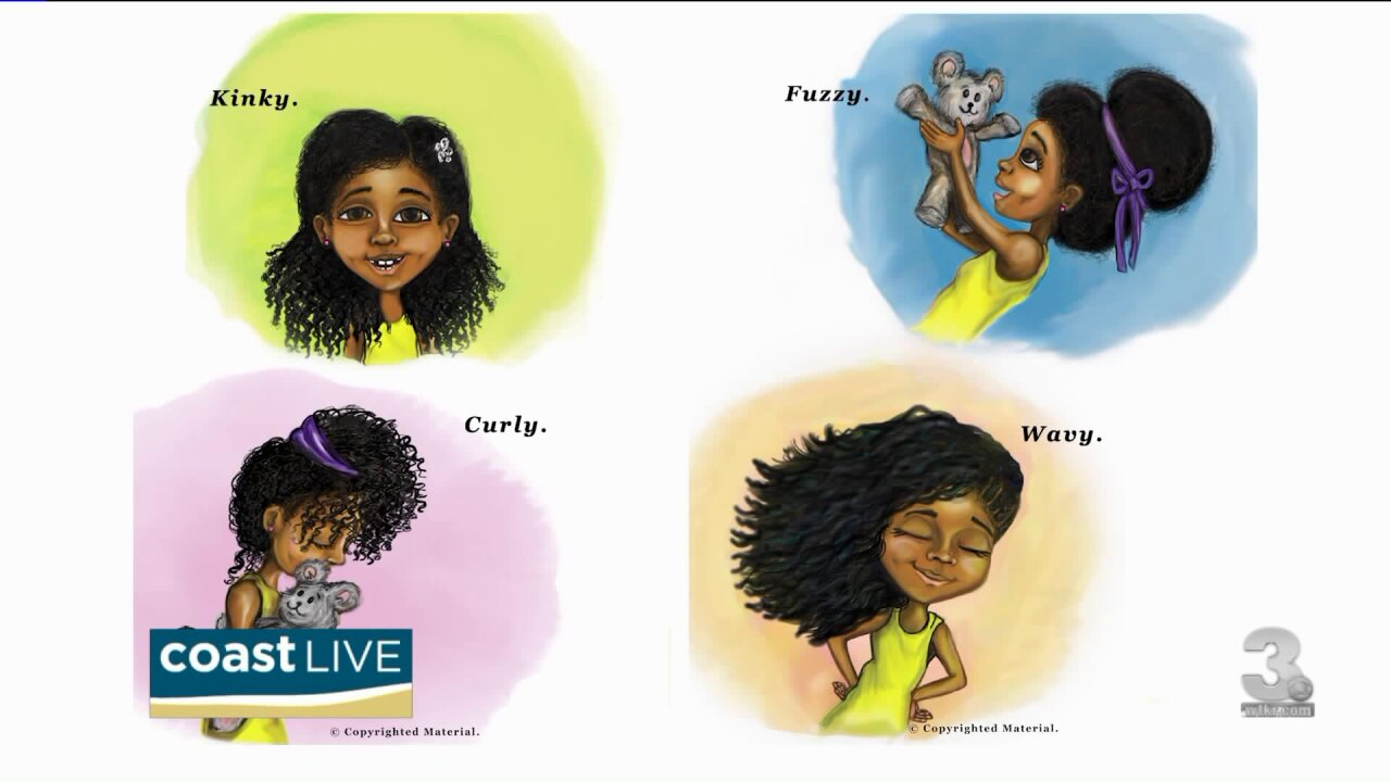 Promoting literacy and positive self image for young girls on CoastLive