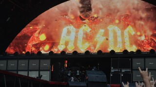 Rock band AC/DC is back and ready to rock
