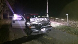 Shelbyville man killed after crashing into barrier, struck by vehicle