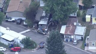 1 person dies after fire at Jefferson County mobile home park