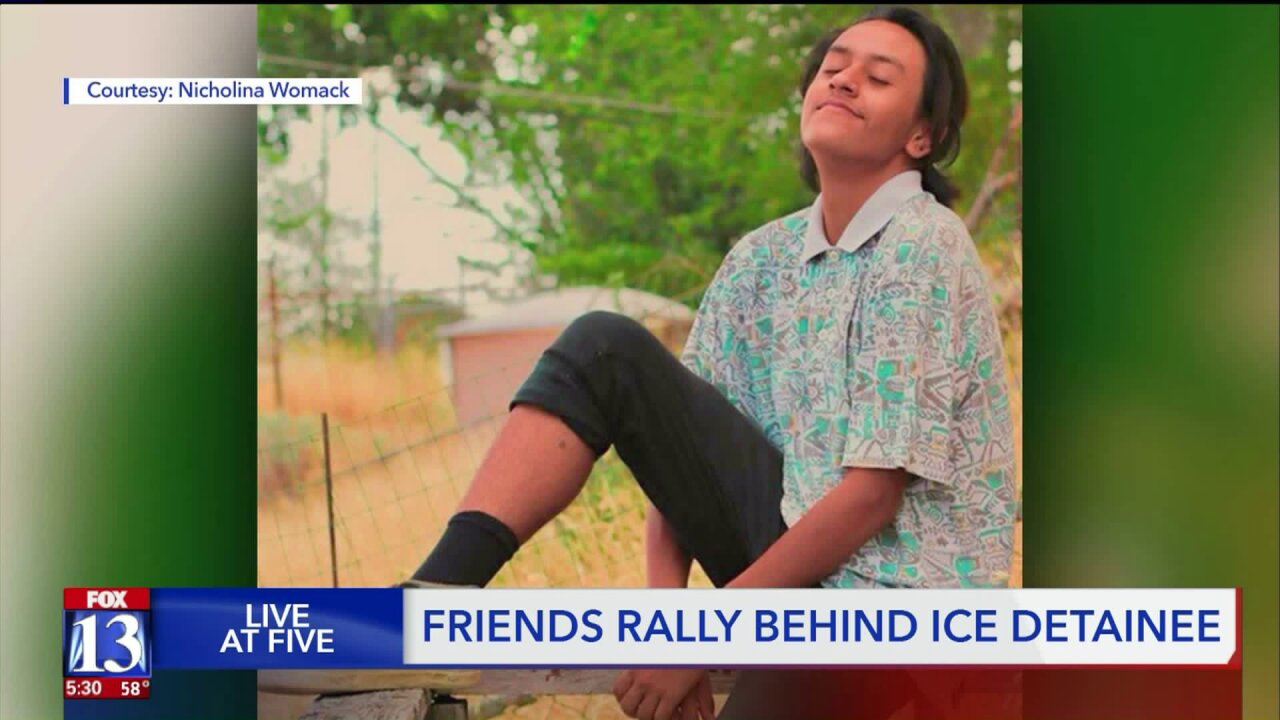 Community rallies behind Utahn taken into ICE custody