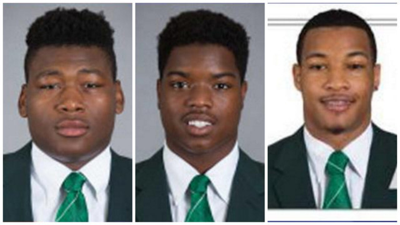 TIMELINE: Former MSU football players face sex assault charges