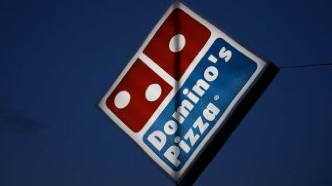 Domino's rewards customers for buying pizza – even from its competitors