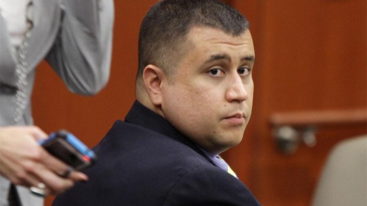 Image result for zimmerman sues family""