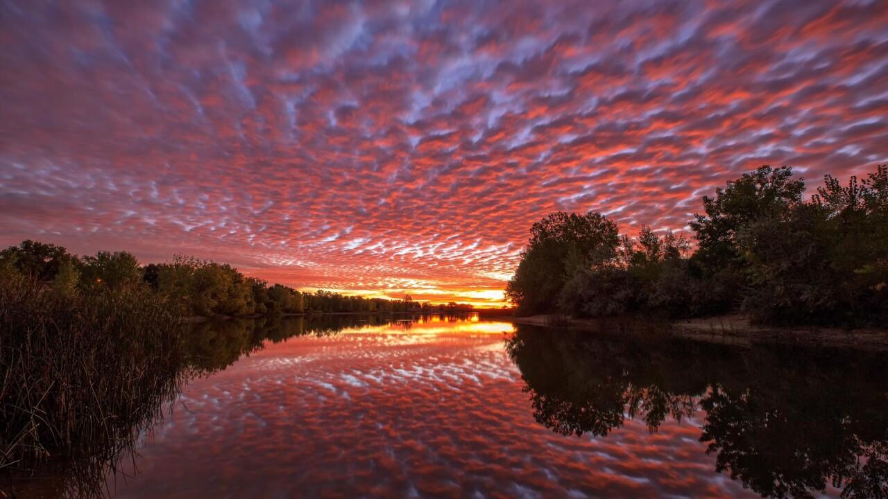 Quail Lake Sunrise