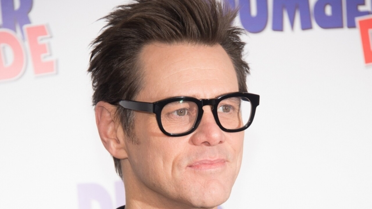 Jim Carrey has a comical response for Brewers 'Dumb and Dumber' spoof