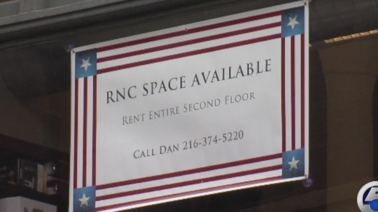 Calculate best price to rent your home for RNC