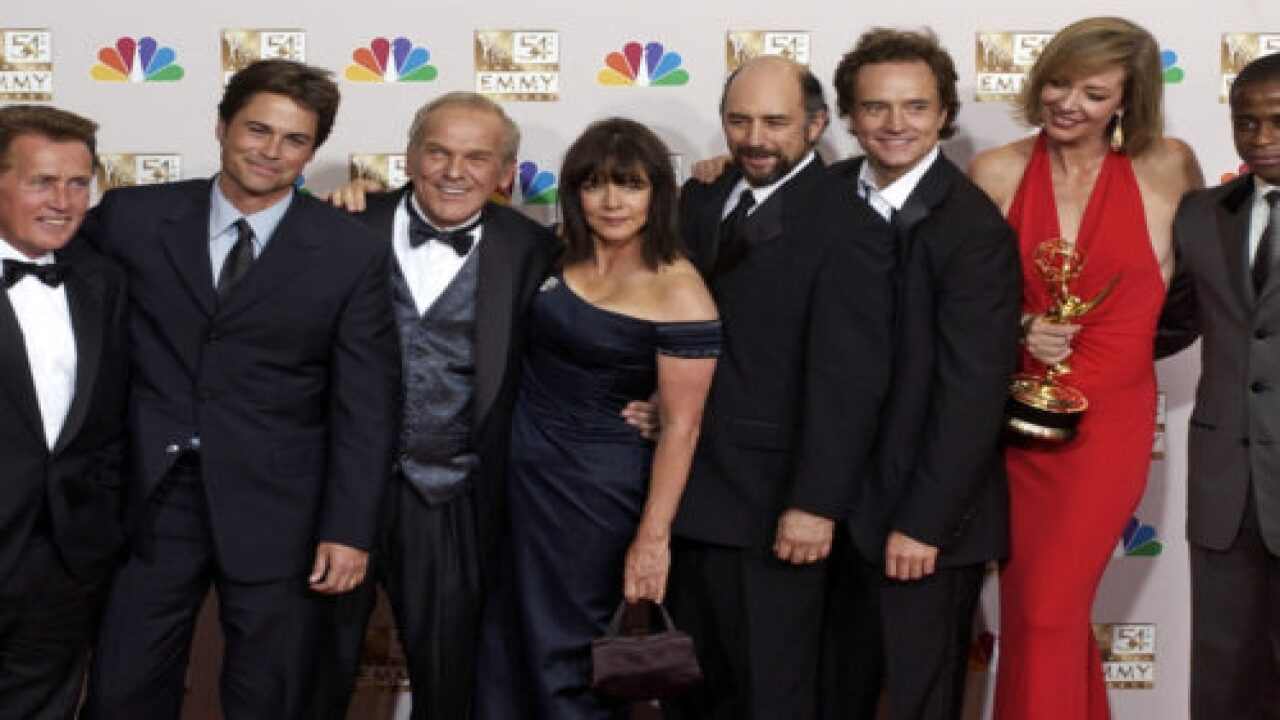 A 'West Wing' Reunion Is Coming To TV This Fall And The Original Cast Is On Board