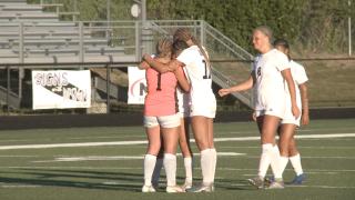 Unity Christian girls soccer falls short