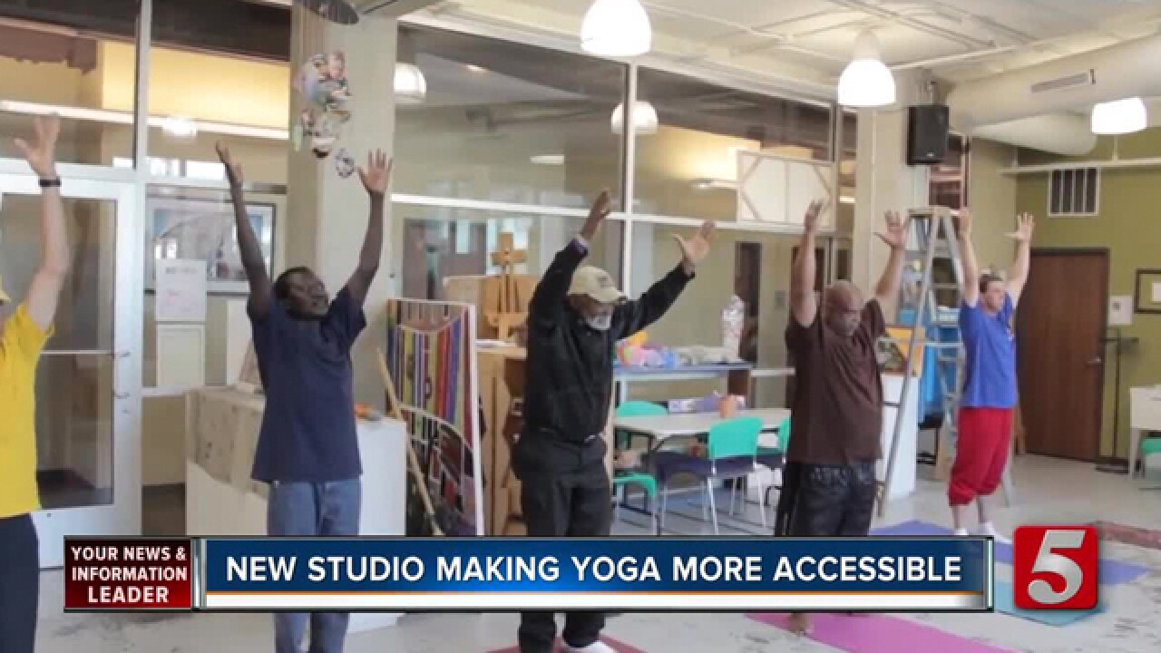 Small World Yoga Opens New Non-Profit Studio In Nashville