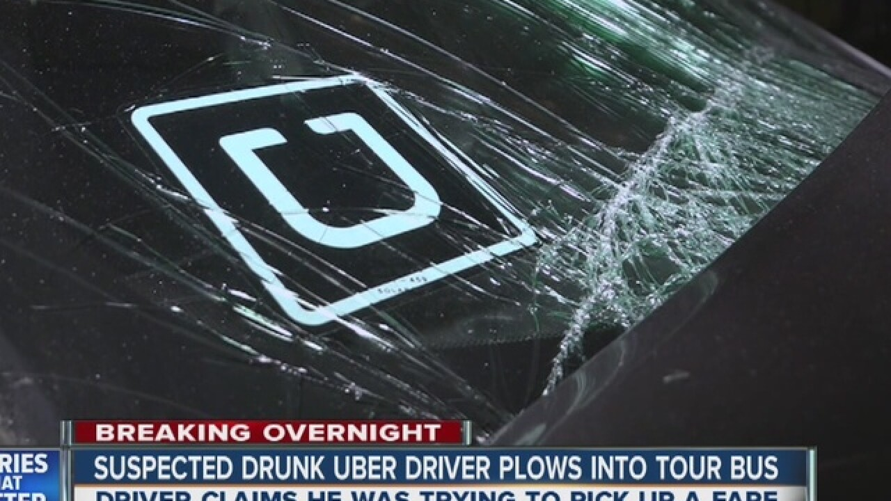 Uber to open Detroit office, company says