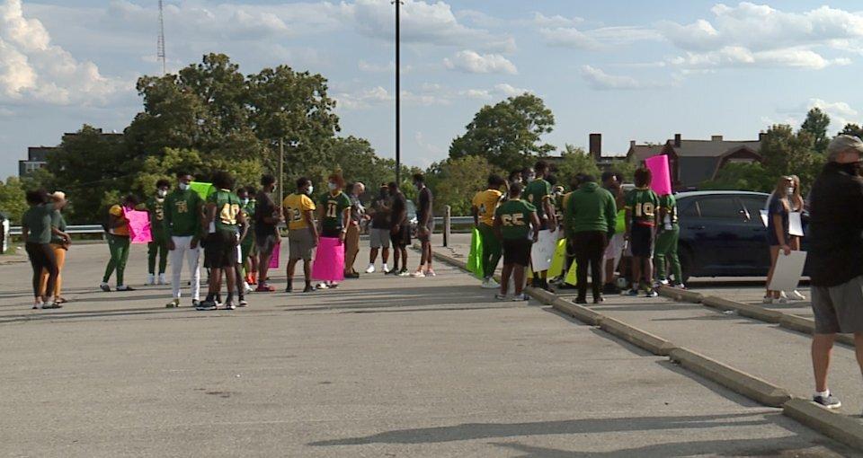 Cincinnati Public Schools protest against fall sports decision.jpg
