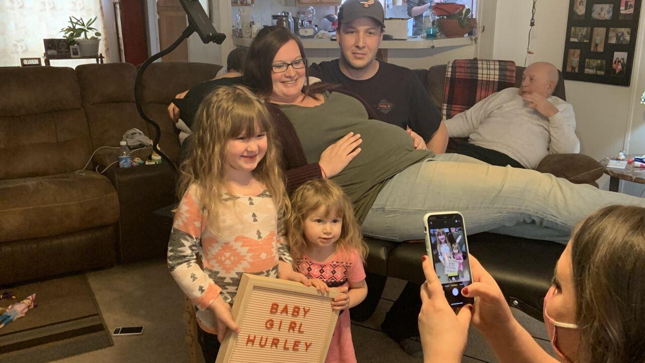 Baby Hurley due in May .jpg