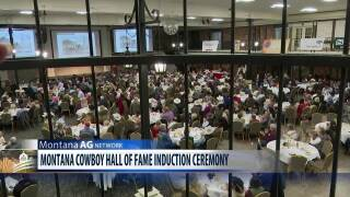 Montana Cowboy Hall of Fame welcomes new members
